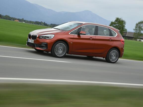 BMW 2 SERIES DIESEL ACTIVE TOURER 216d M Sport 5dr Step Auto