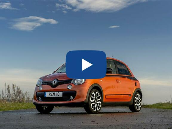 Video Review: RENAULT TWINGO HATCHBACK 0.9 TCE Iconic 5dr [Start Stop]