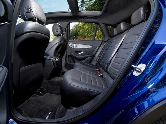 MERCEDES-BENZ GLC COUPE GLC 300e 4Matic AMG Line Premium 5dr 9G-Tronic