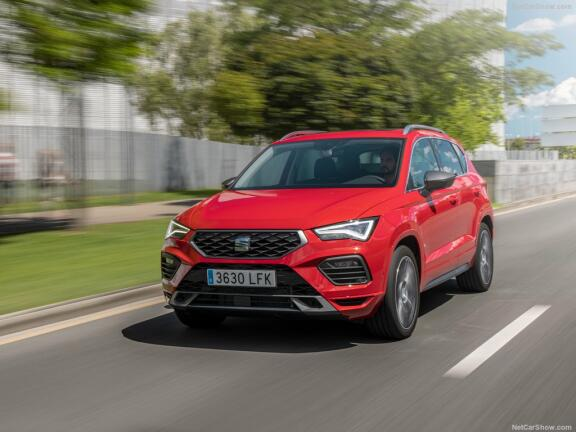 SEAT ATECA ESTATE 1.5 TSI EVO SE Technology 5dr DSG