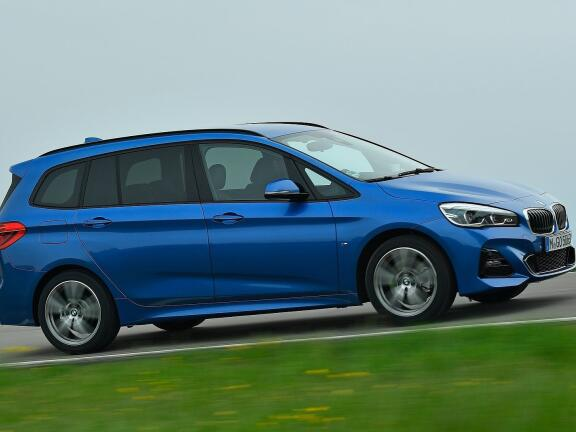 BMW 2 SERIES DIESEL GRAN TOURER 218d Luxury 5dr