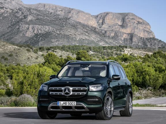 MERCEDES-BENZ GLS AMG ESTATE GLS 63 4Matic+ Night Edition Executive 5dr TCT