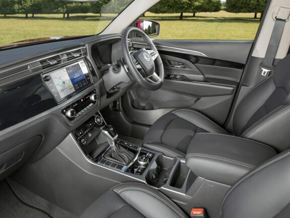 SSANGYONG KORANDO DIESEL ESTATE 1.6 D Ultimate 5dr Auto
