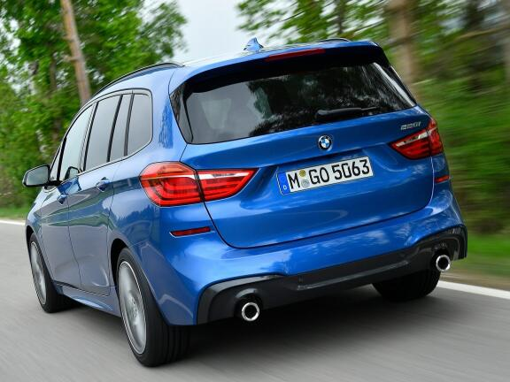 BMW 2 SERIES GRAN TOURER 218i Luxury 5dr Step Auto