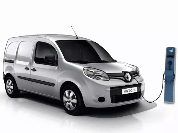 RENAULT KANGOO ZE ELECTRIC ML20 44kW 33kWh Business i-Van Auto