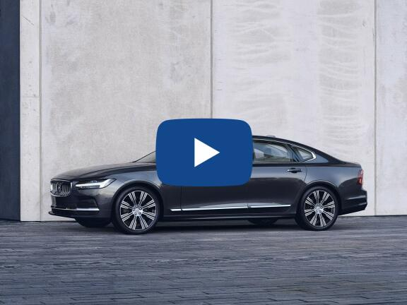 Video Review: VOLVO S90 SALOON 2.0 T8 Recharge PHEV Inscription 4dr AWD Auto