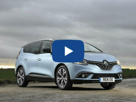 Video Review: RENAULT GRAND SCENIC DIESEL ESTATE 1.7 Blue dCi 120 Iconic 5dr