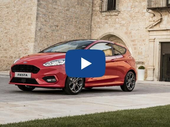 Video Review: FORD FIESTA HATCHBACK 1.0 EcoBoost Hybrid mHEV 125 ST-Line Edition 5dr