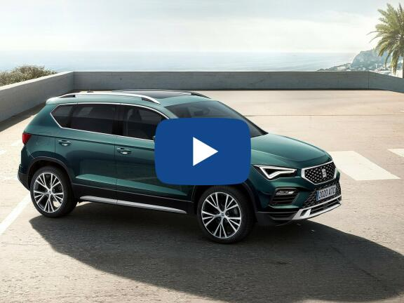 Video Review: SEAT ATECA DIESEL ESTATE 2.0 TDI 150 SE Technology 5dr DSG