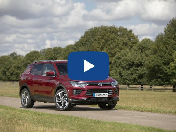 Video Review: SSANGYONG KORANDO DIESEL ESTATE 1.6 D Ultimate 5dr Auto