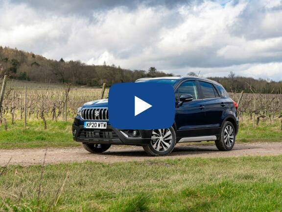 Video Review: SUZUKI SX4 S-CROSS HATCHBACK 1.4 Boosterjet 48V Hybrid SZ5 5dr