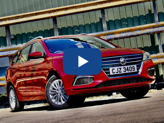 Video Review: MG MOTOR UK MG5 ELECTRIC ESTATE 115kW Exclusive EV 53kWh 5dr Auto