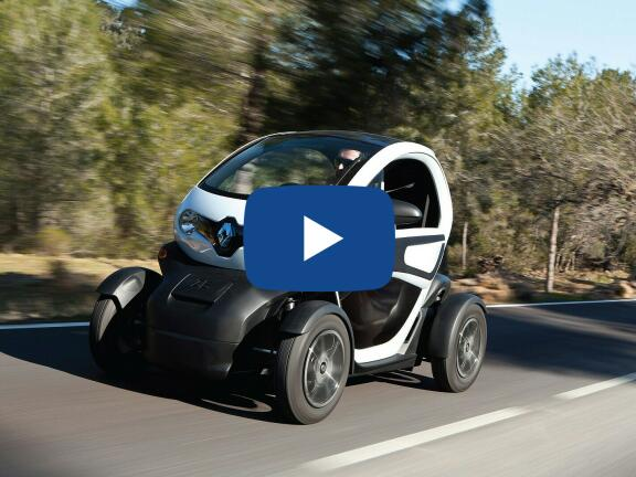 Video Review: RENAULT TWIZY COUPE 13kW i-Dynamique 6kWh 2dr Auto