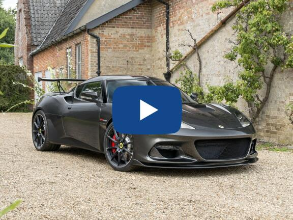 Video Review: LOTUS EVORA COUPE 3.5 V6 +2 GT410 Sport 2dr
