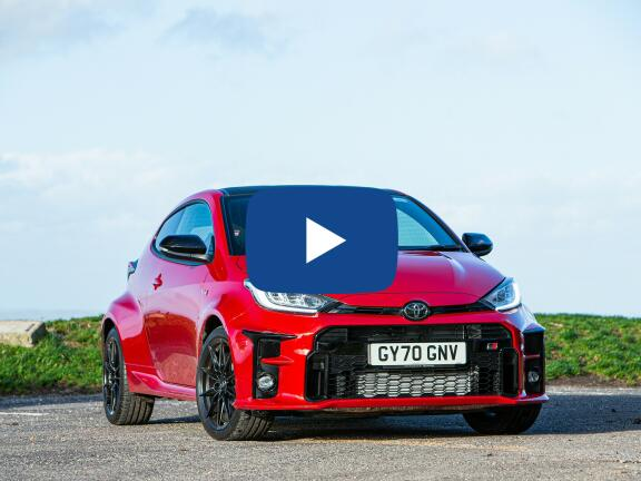 Video Review: TOYOTA GR YARIS HATCHBACK 1.6 3dr AWD [Circuit Pack]