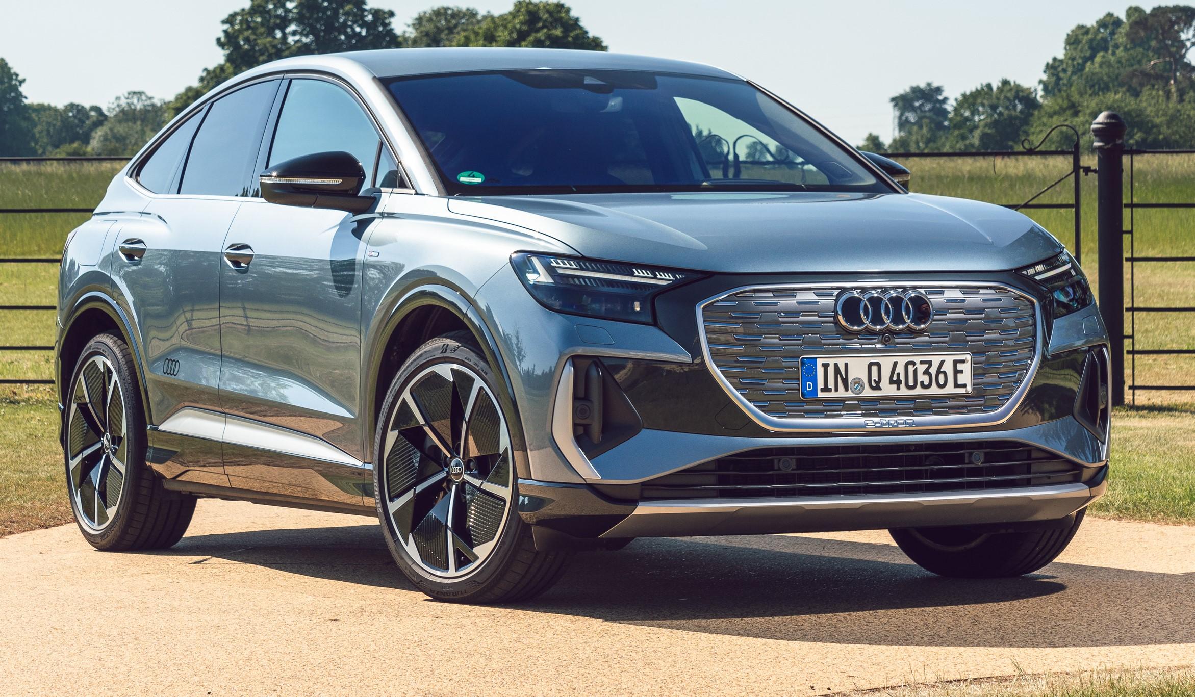 New Audi Q4 e-tron spec revealed