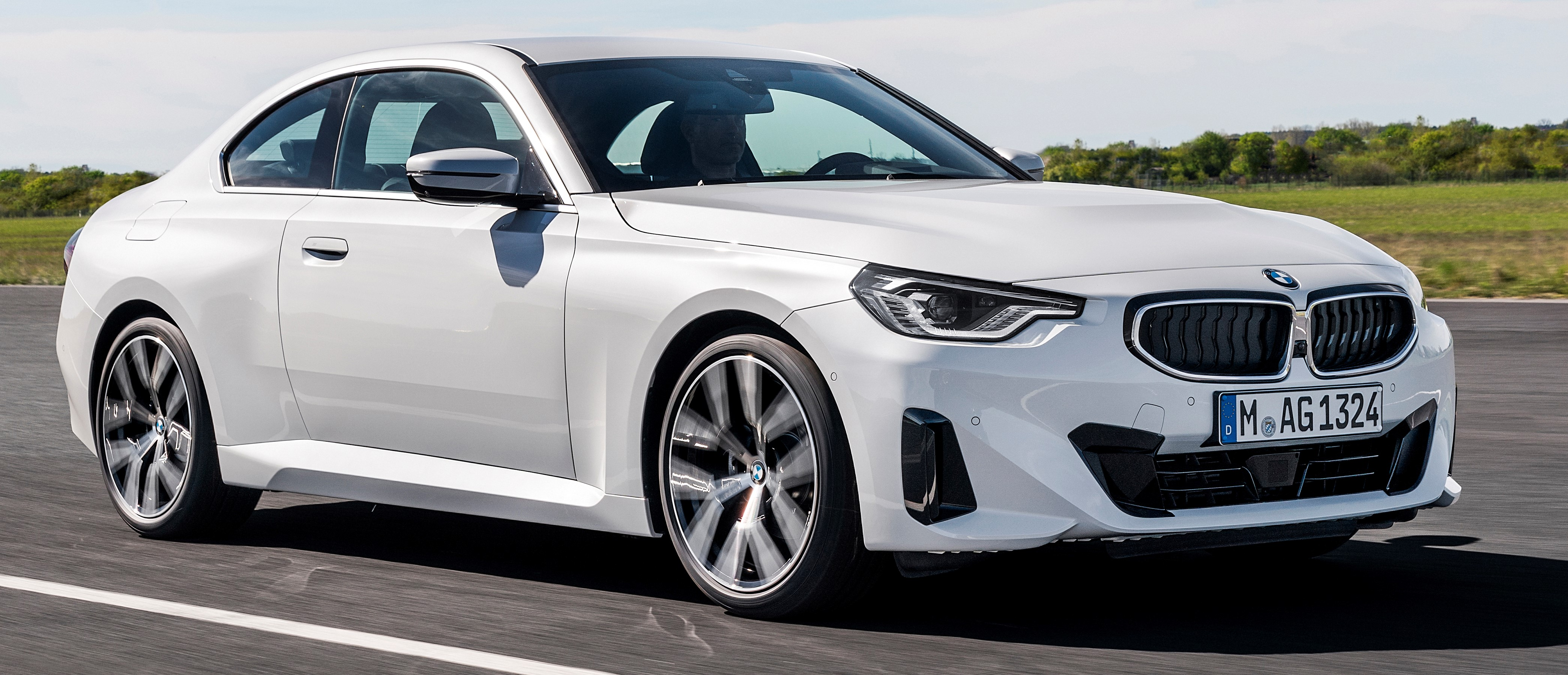 All-new BMW 2 Series Coupe takes a bow