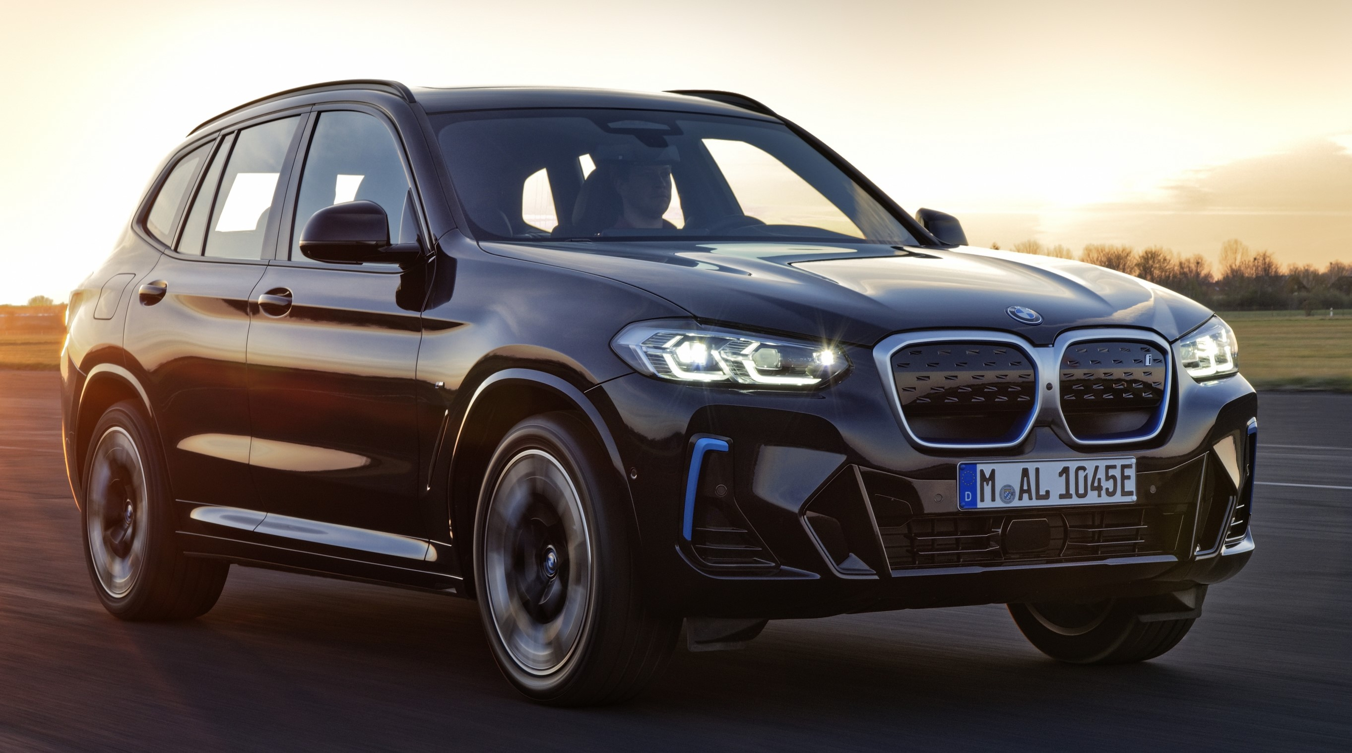BMW iX3 gets a refresh to boost its qualities