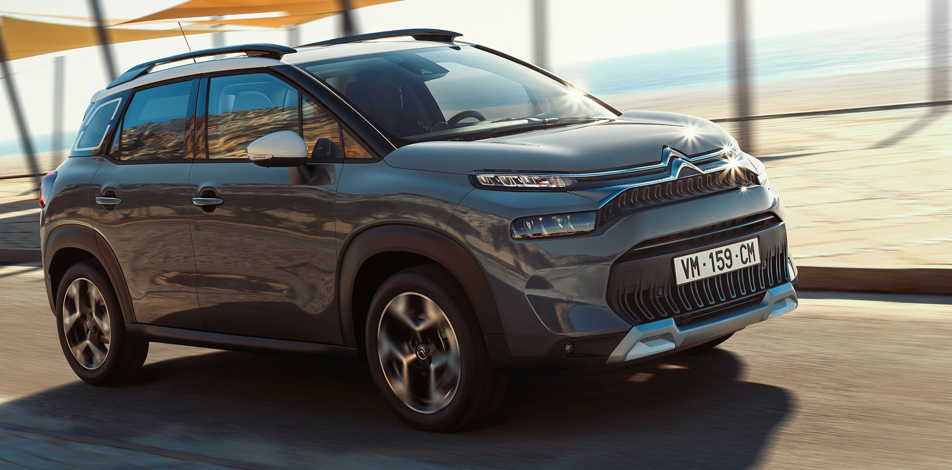 Specification for the Citroen C3 Aircross confirmed