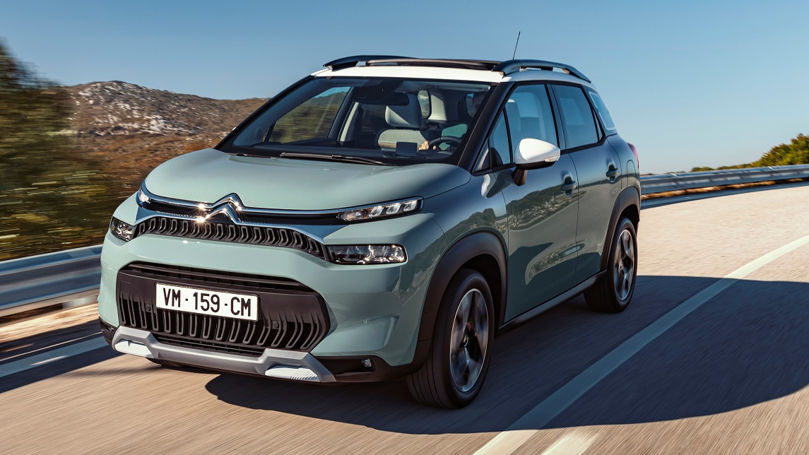 Citroen C3 Aircross SUV is revamped for 2021