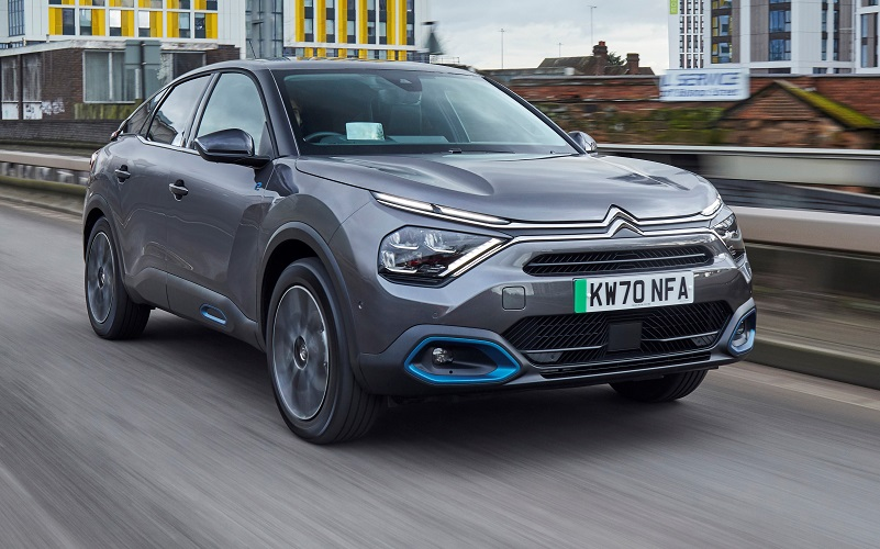 New Citroen C4 takes a bow