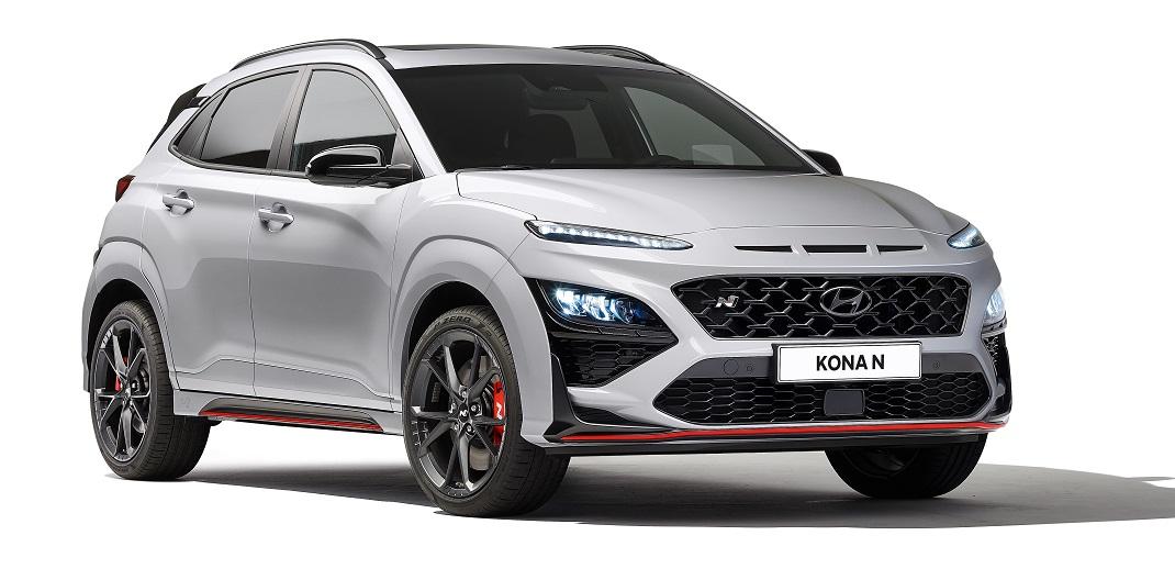 New Hyundai Kona N 'hot SUV' arrives