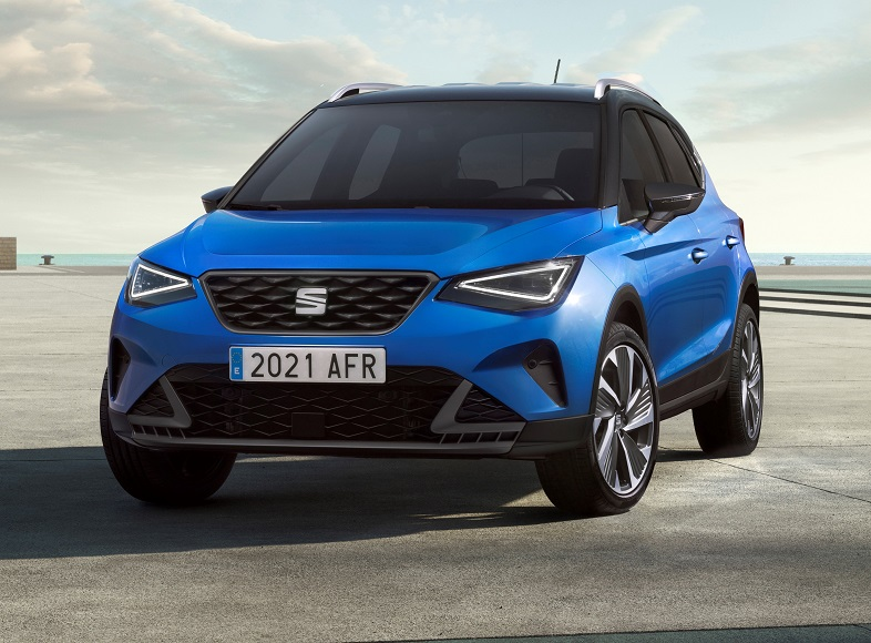 SEAT Arona gets a revamp for 2021