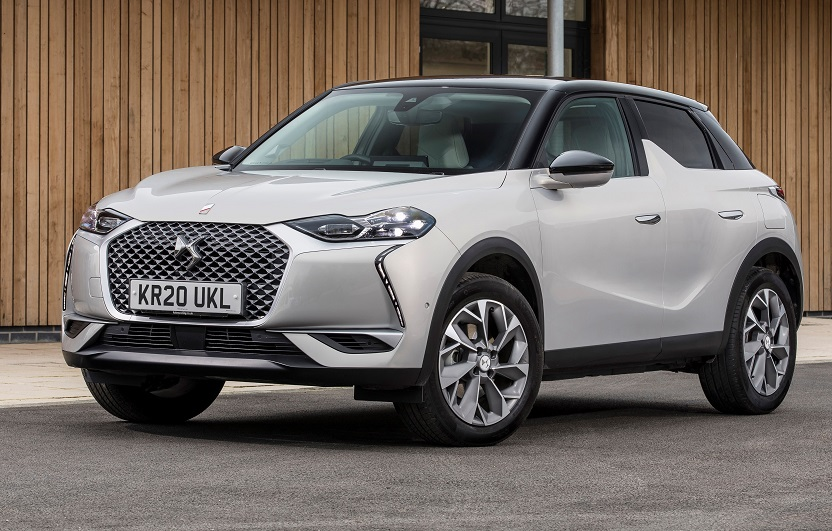 Review: DS DS3 Crossback E-Tense 2021