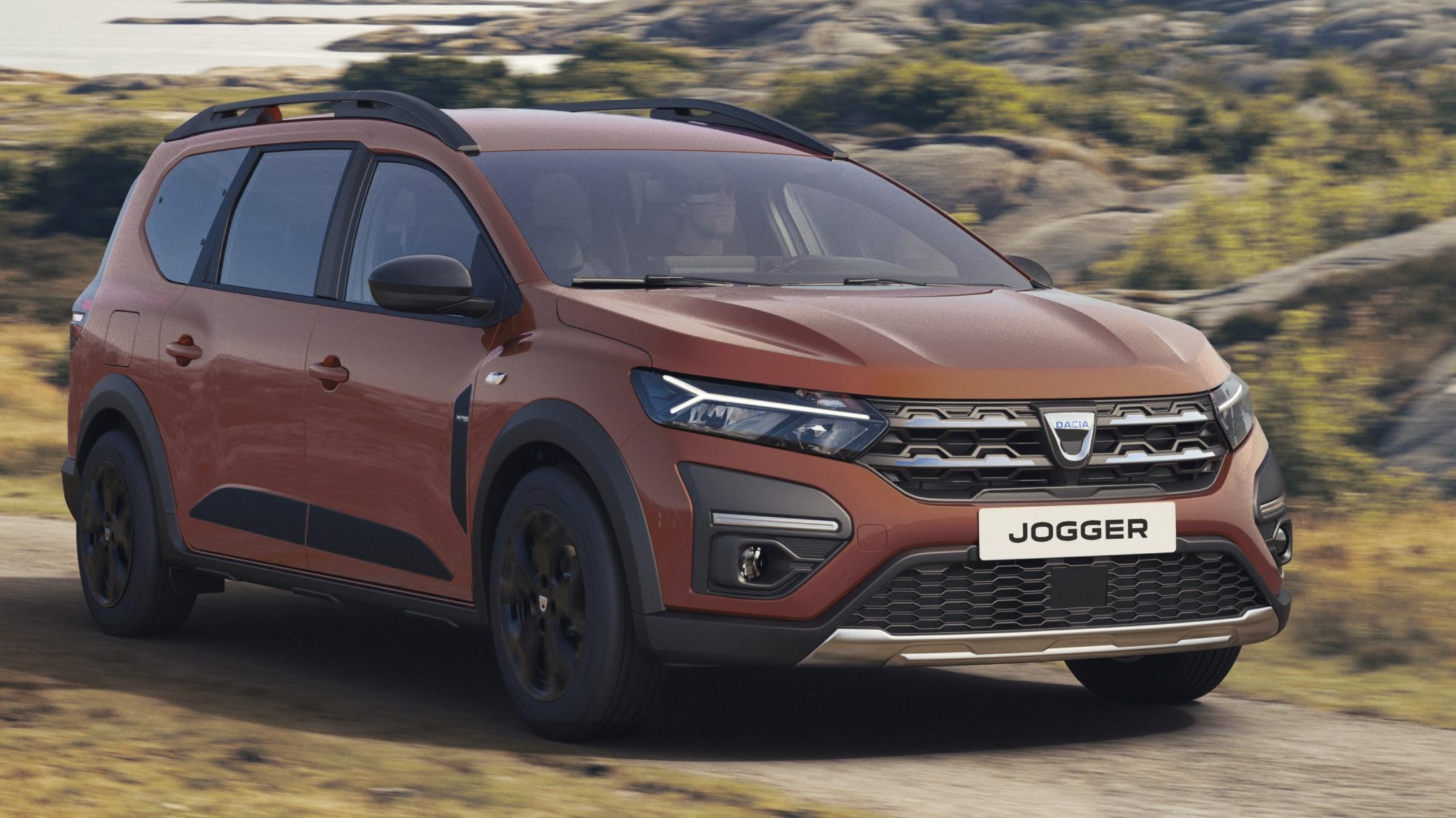 New Dacia Jogger gets debut