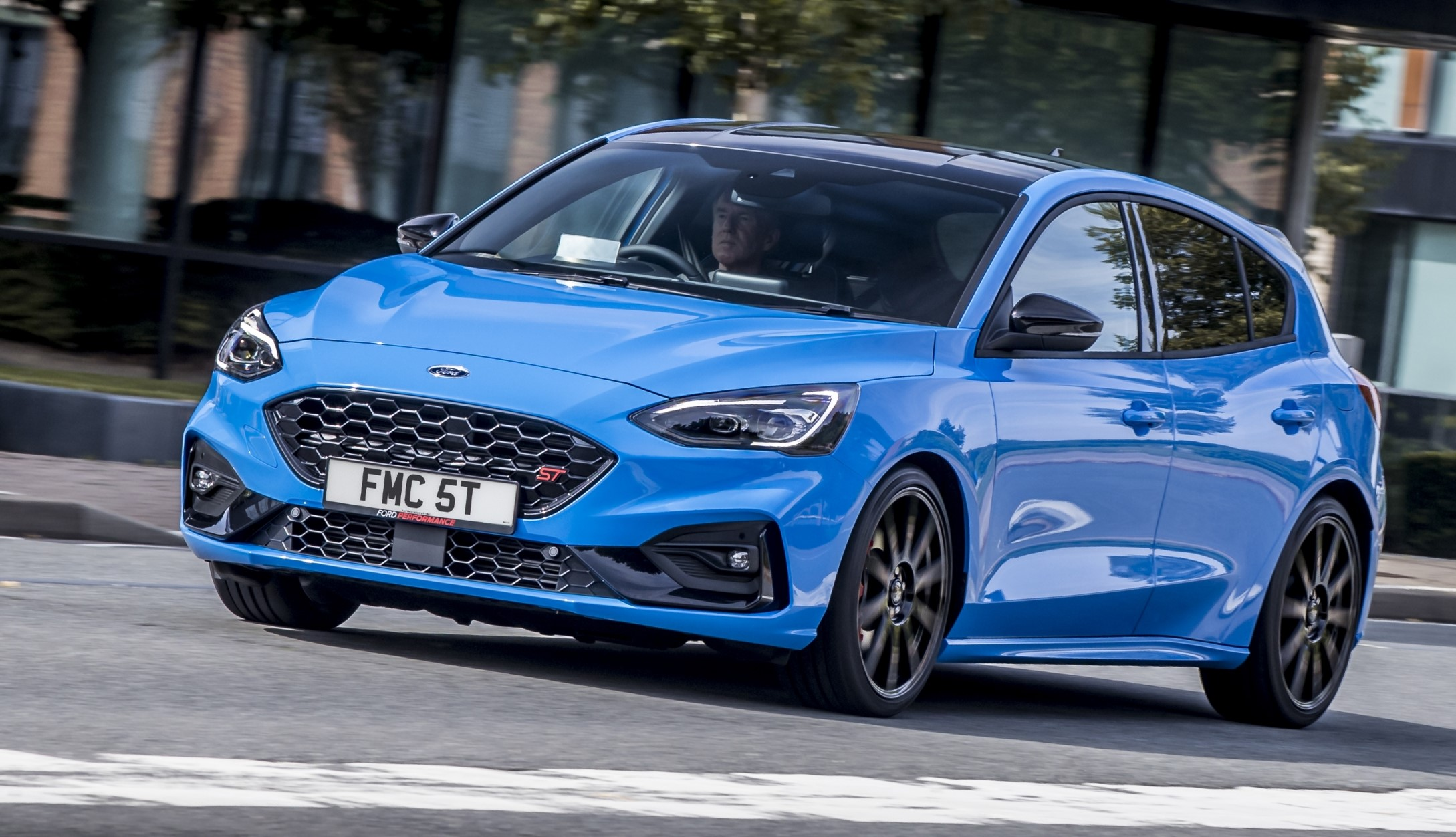 New Ford Focus ST Edition is revealed