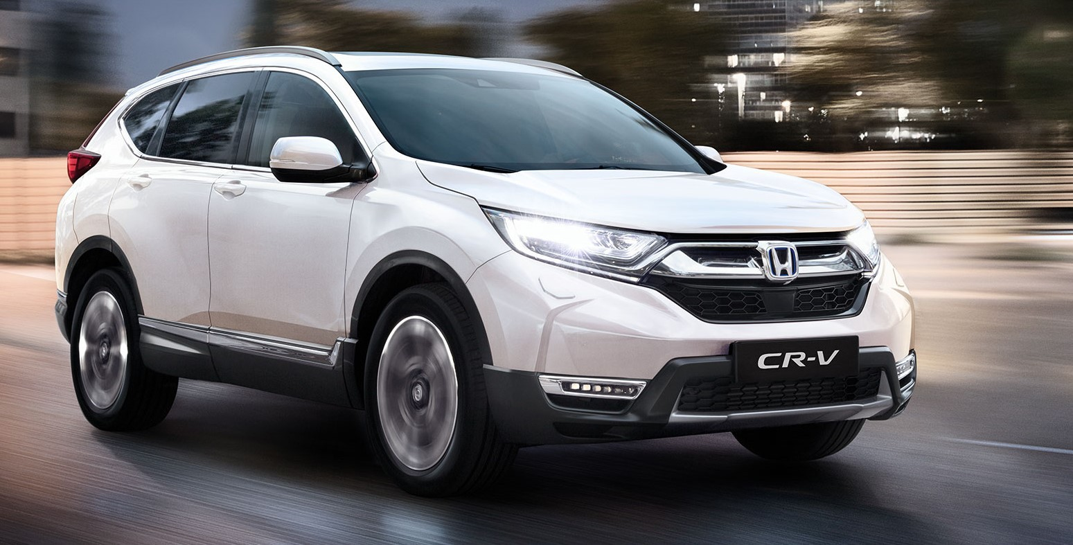 Honda CR-V refresh will impress