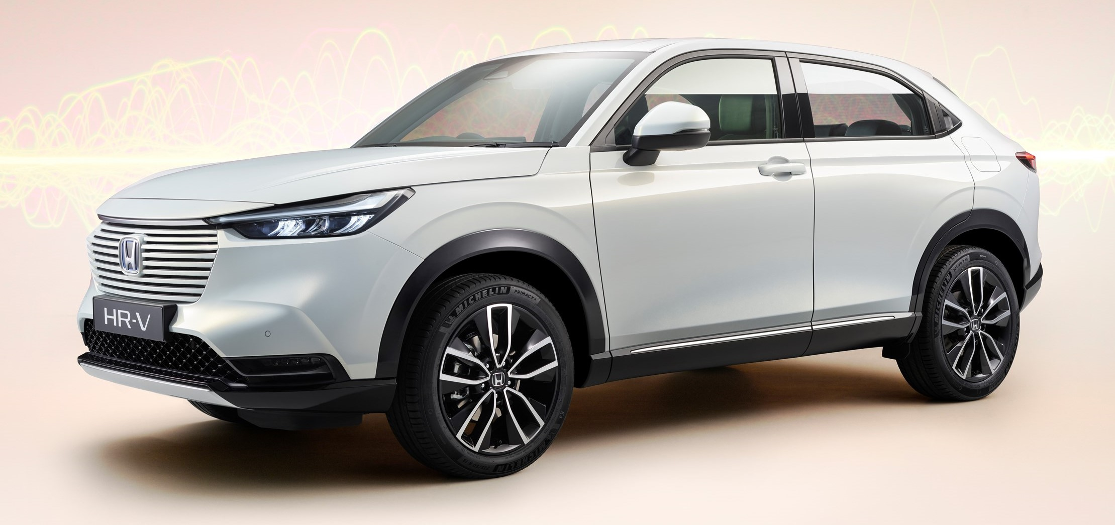 All-new Honda HR-V is revealed