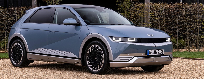 New Hyundai Ioniq 5 takes a bow