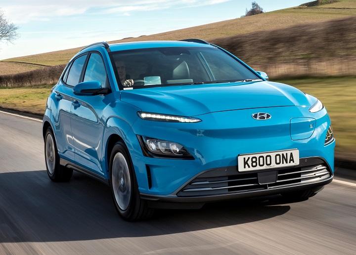 Spec for the new Hyundai Kona Electric revealed