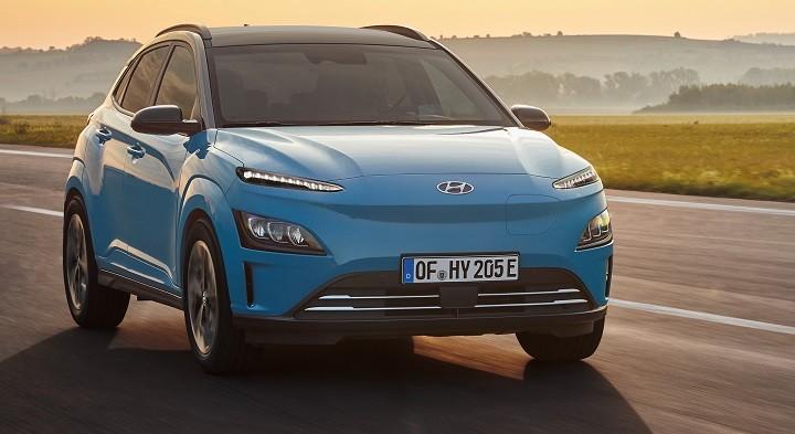 Hyundai Kona Electric gets a facelift