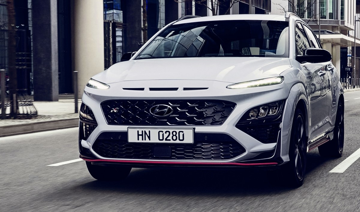 All-new Hyundai Kona N is unveiled