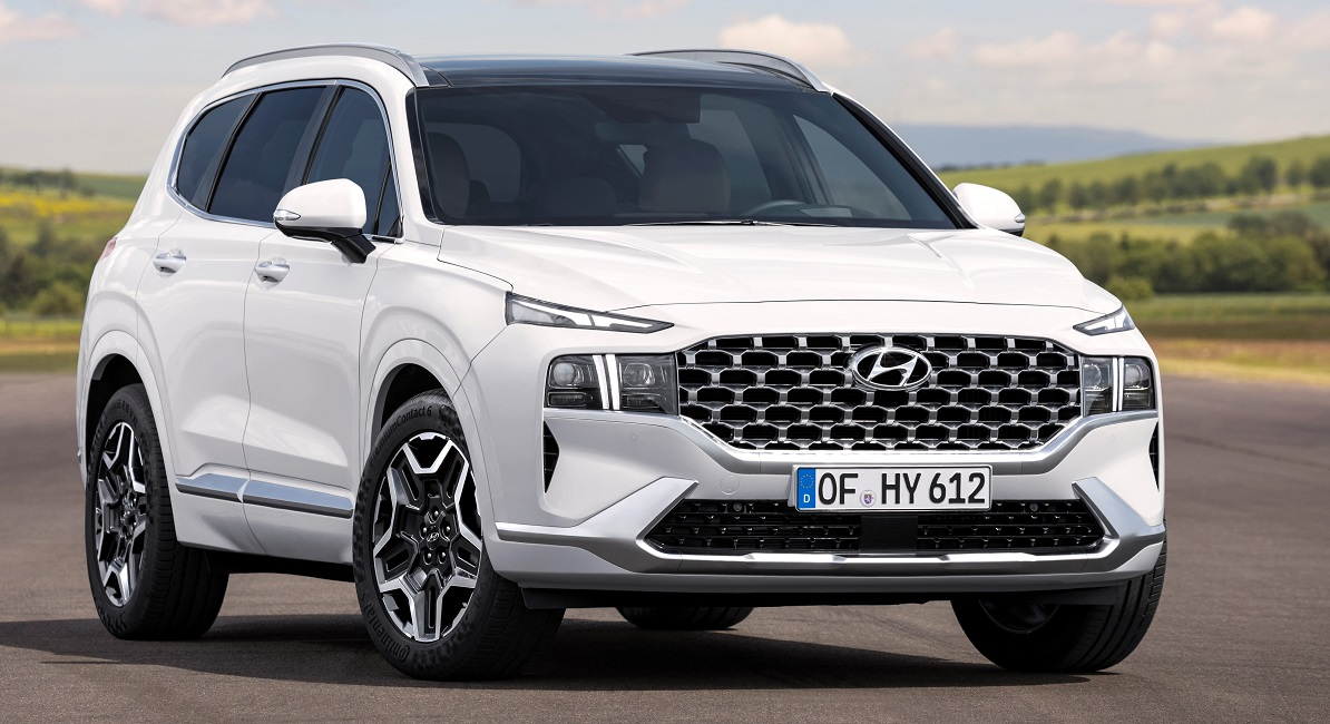New Hyundai Santa Fe spec revealed