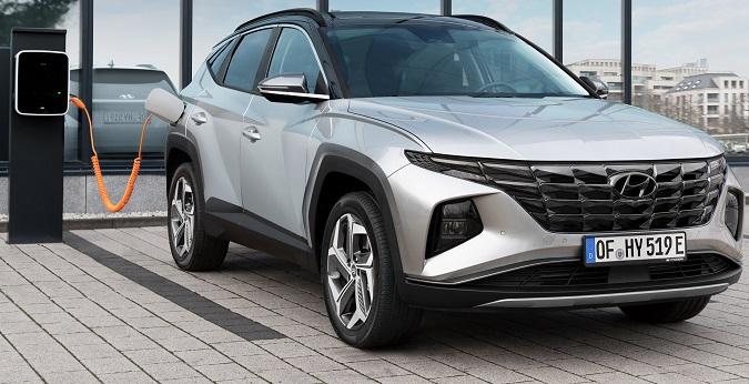 Hyundai Tucson plug-in hybrid spec revealed