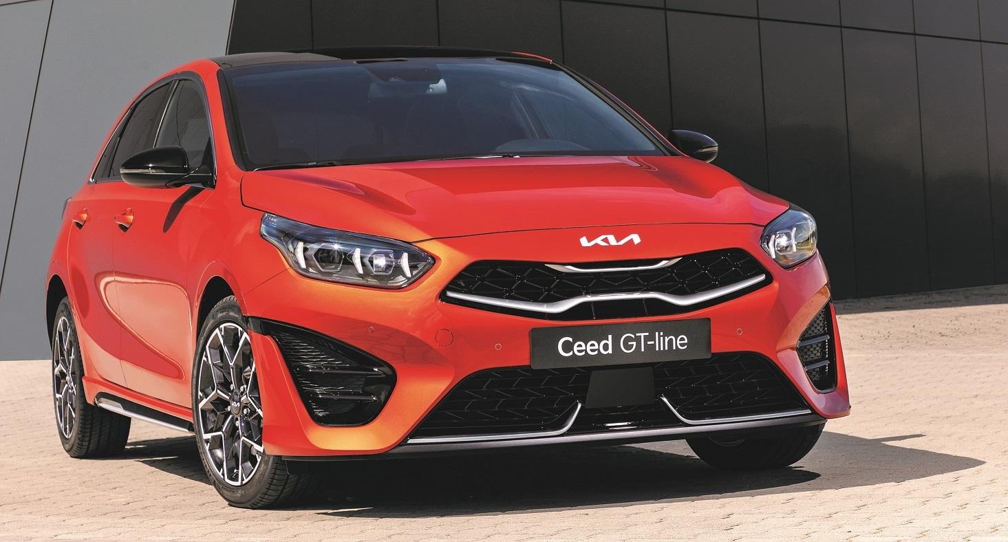 Kia Ceed range gets engine and tech upgrades
