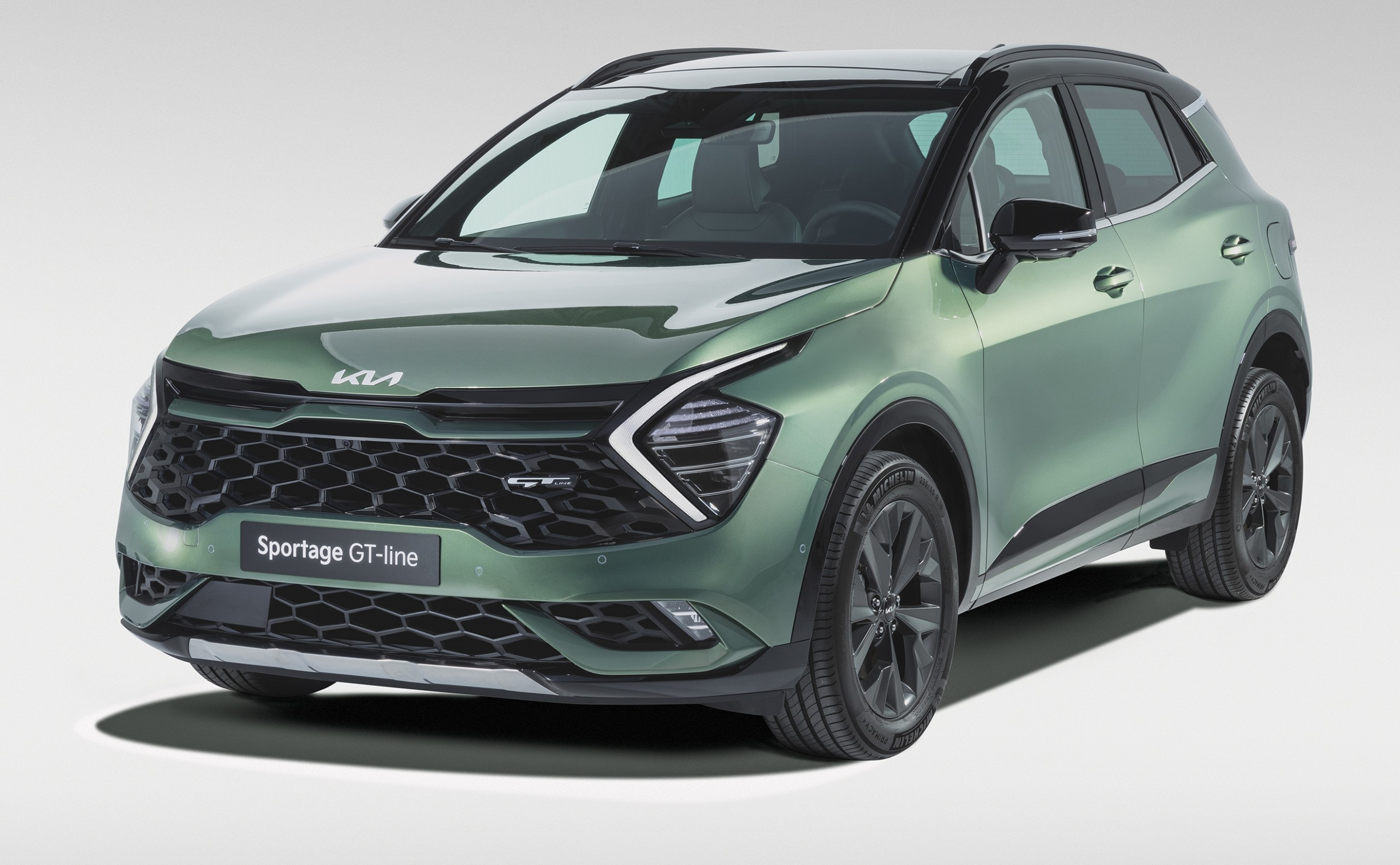 All-new Kia Sportage is revealed