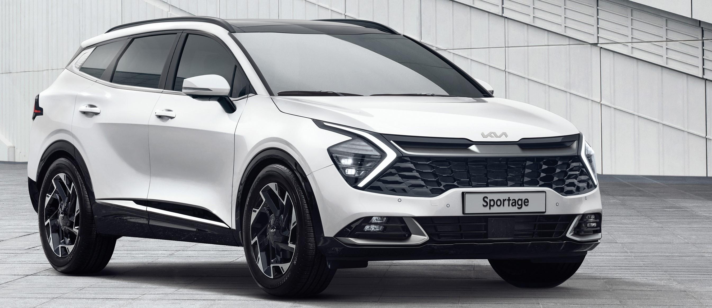 New Kia Sportage unveiled