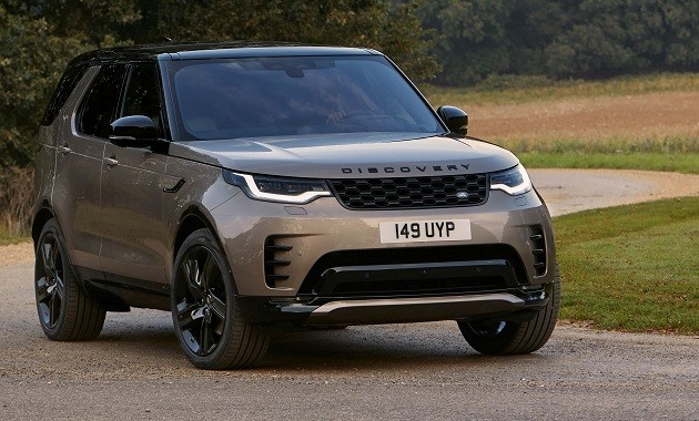 Land Rover Discovery gets a refresh