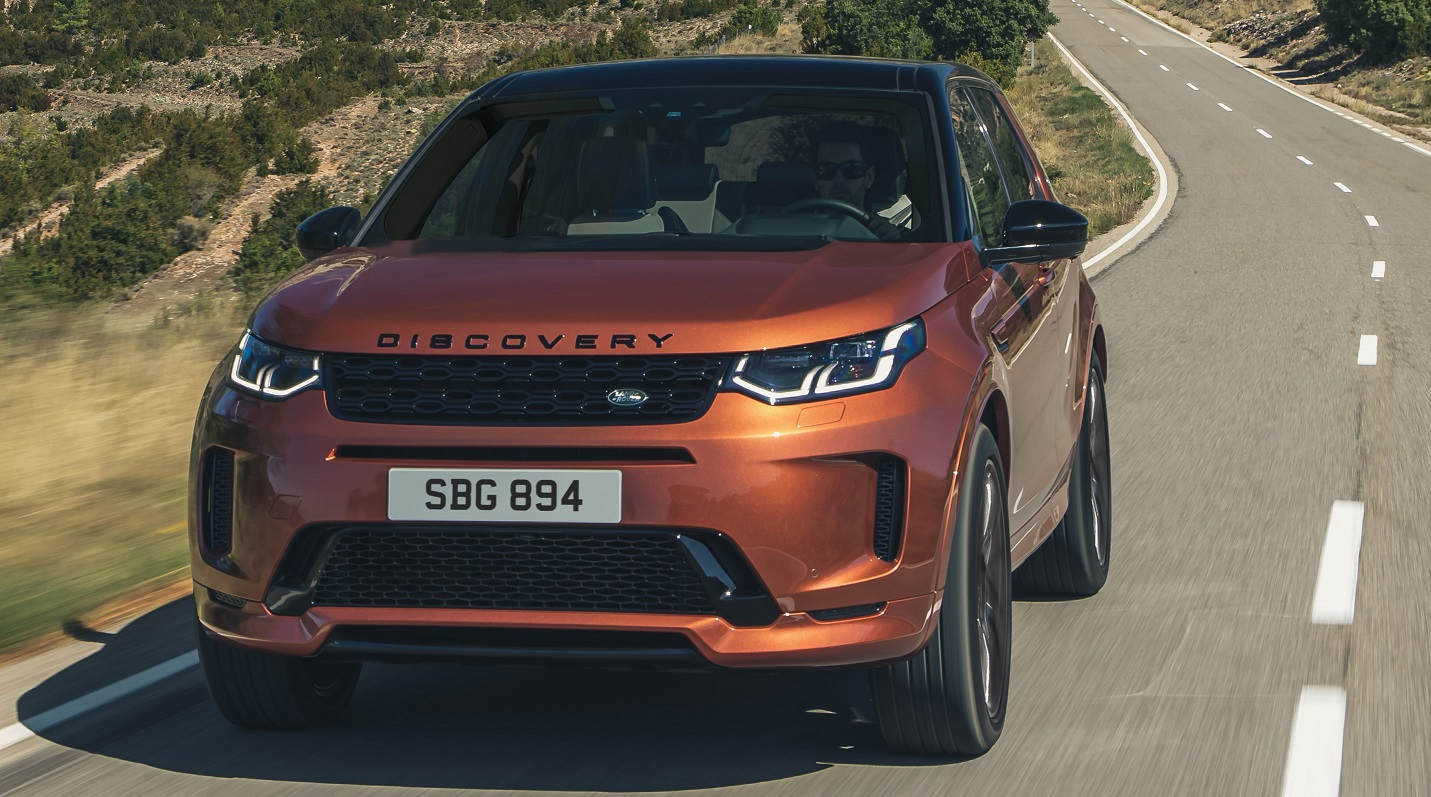 Review: Land Rover Discovery Sport
