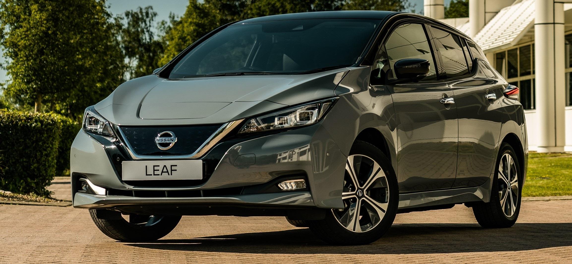 Nissan Leaf update impresses