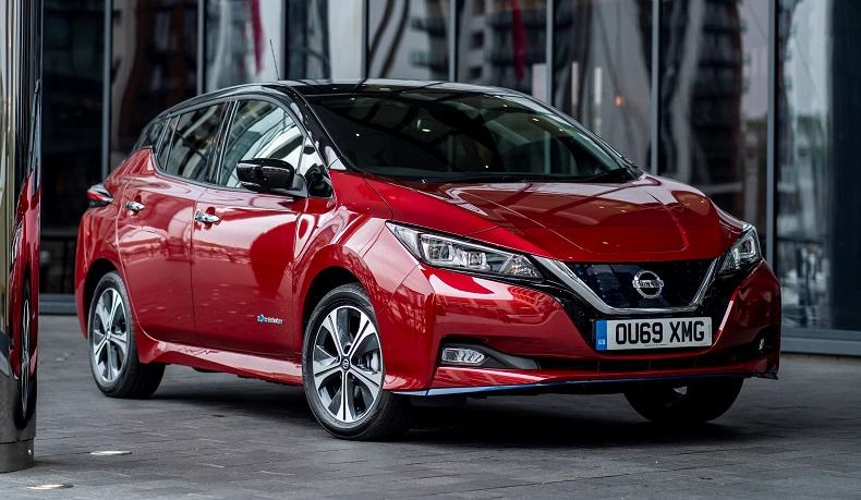 Review: Nissan Leaf 2021