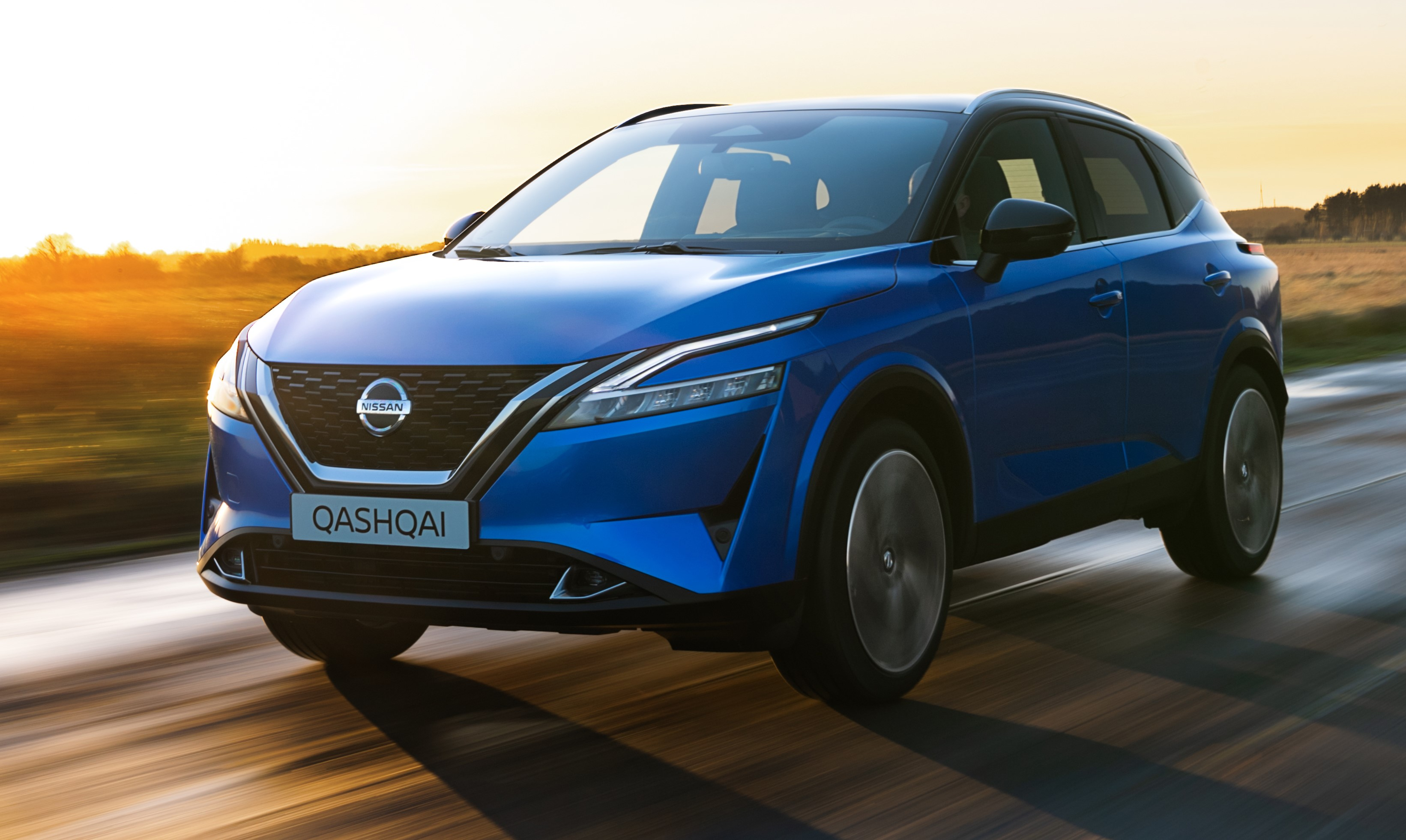 All-new Nissan Qashqai is revealed