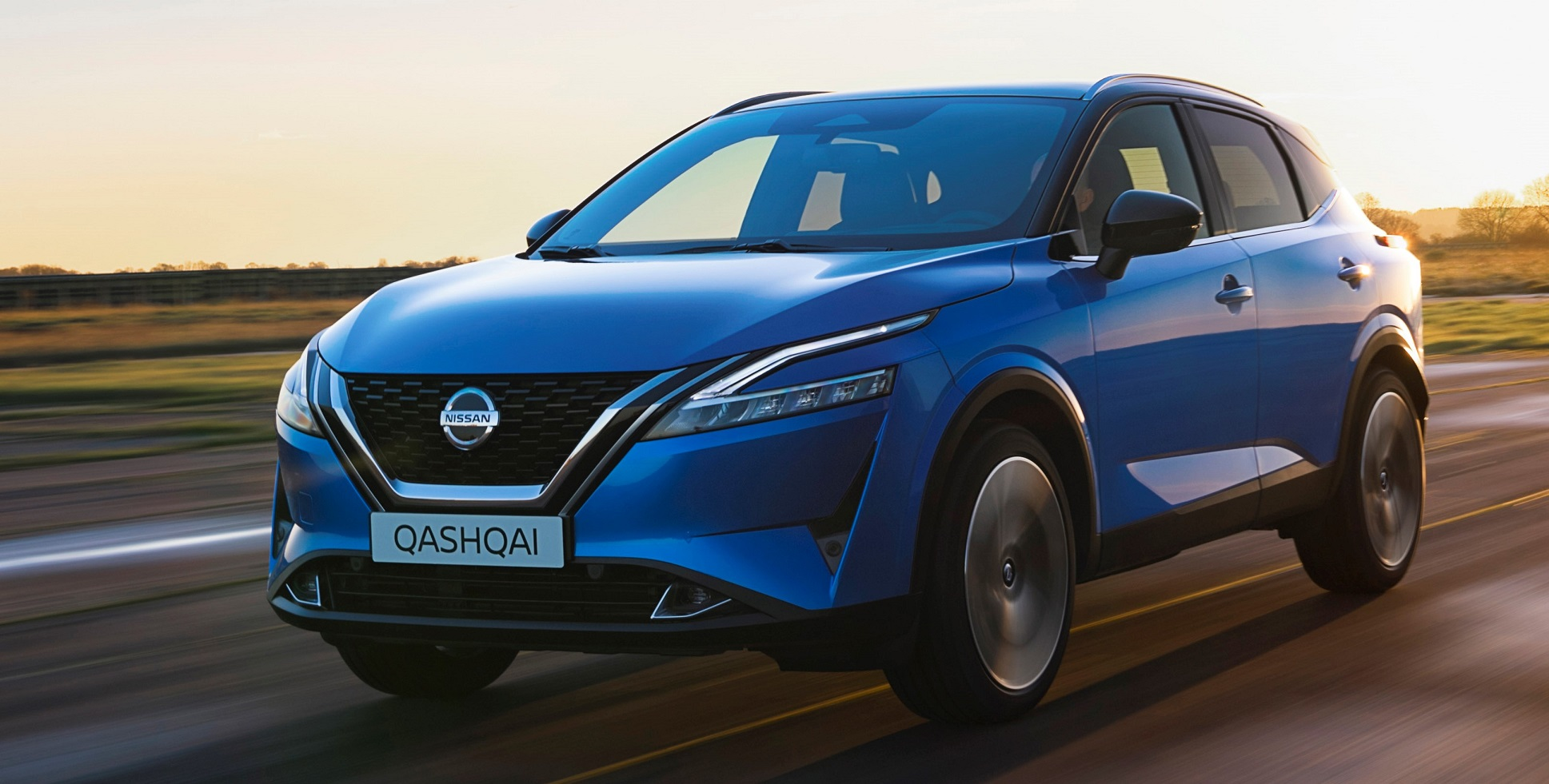 All-new Nissan Qashqai spec unveiled