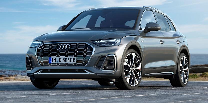Plug-in Audi Q5 Sportback revealed