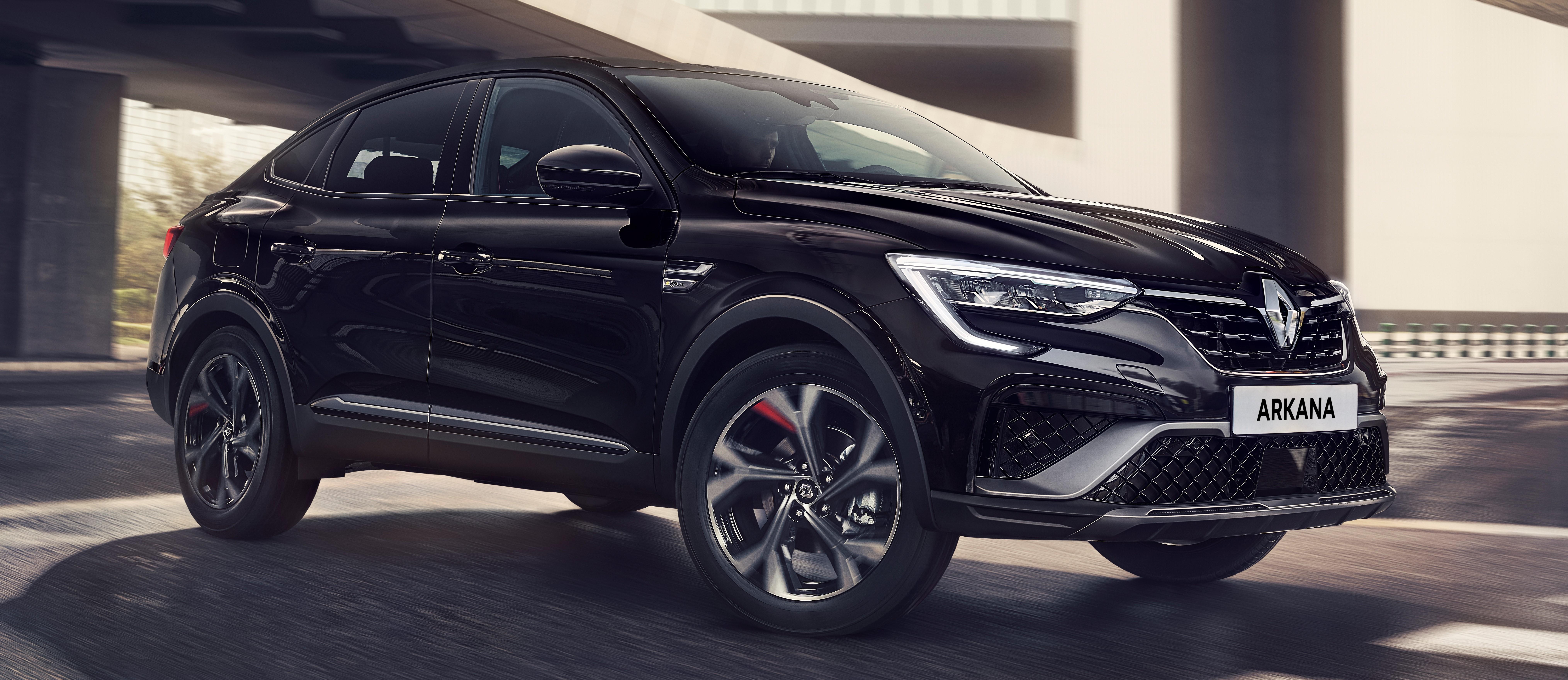 All-new Renault Arkana Hybrid joins line-up