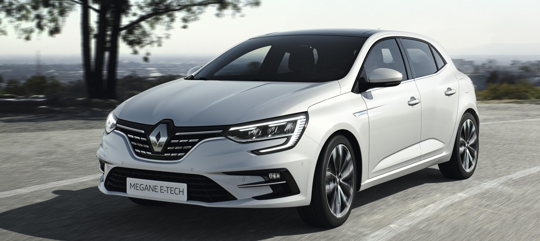 Renault Megane E-Tech PHEV unveiled